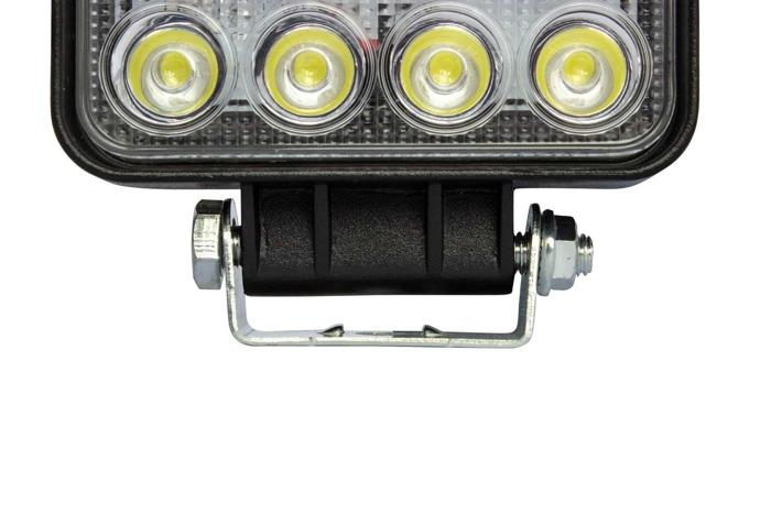 Lampa Robocza kwadratowa 16 LED 3400 Lm