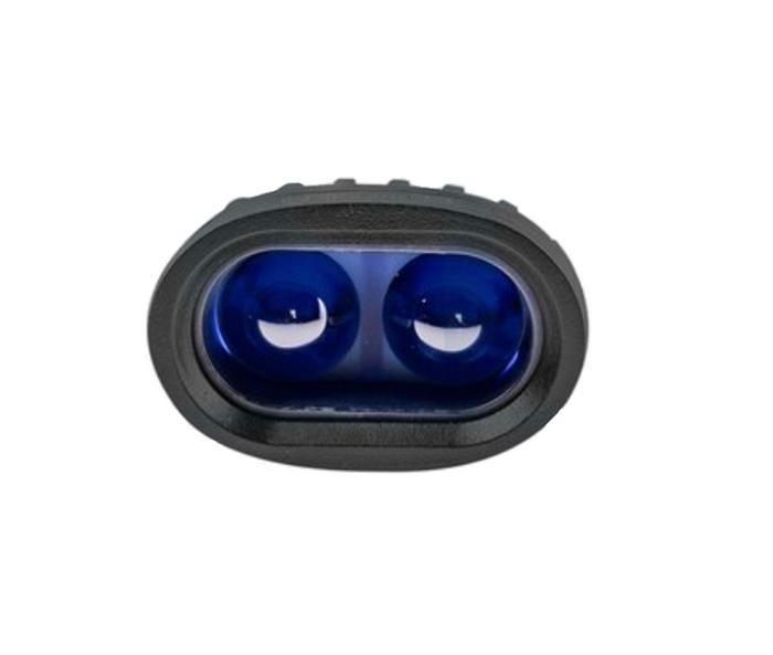Lampa strumieniowa opryskiwacza LED niebieska 8W