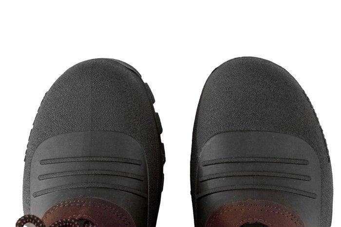 Ocieplane zimowe Wysokie buty robocze nr 42