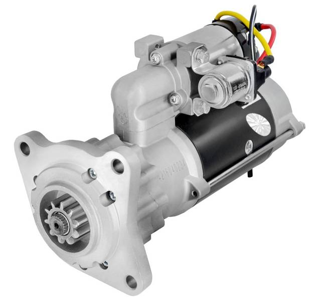 Rozrusznik z reduktorem 12V 4,2 kW CASE FORD NEW HOLLAND 87755550